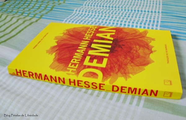 Resenha, livro, Demian, Hermann Hesse, trecho, Record, capa, opinião, quotes