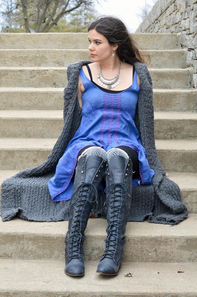 free people joe lace up boot