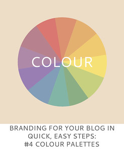 Not Dressed As Lamb | Branding For Your Blog in Quick, Easy Steps #4 Colour Palettes