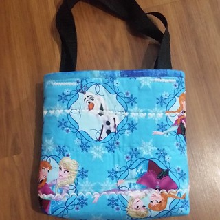 Mikaela made a new bag over the past couple weeks.