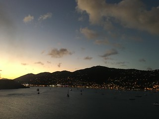 Attēls no Long-Bay Beach pie Charlotte Amalie.