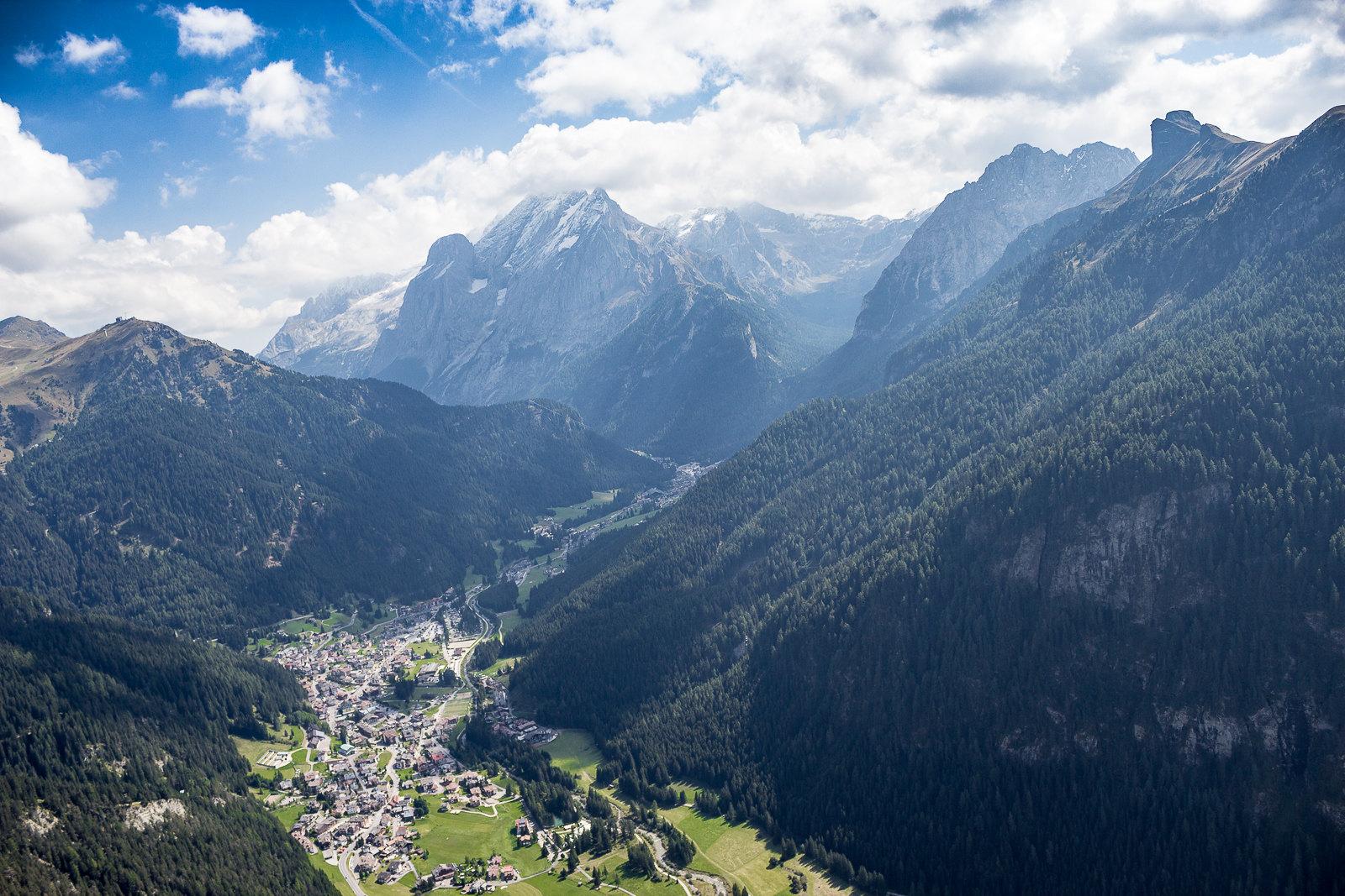 IKAgliders - Italien Südalpen/Dolomiten Tour 2015