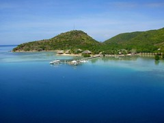 coron hotel - coral bay
