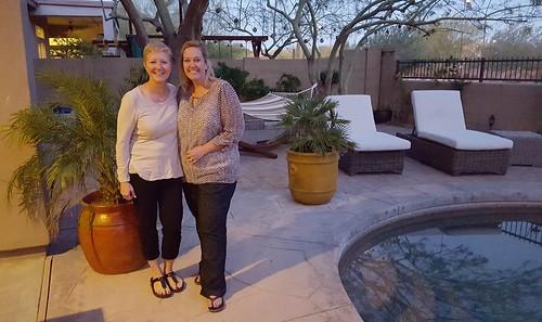 Laura & Beth