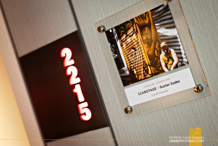 Hotel Sav Hong Kong Art Room