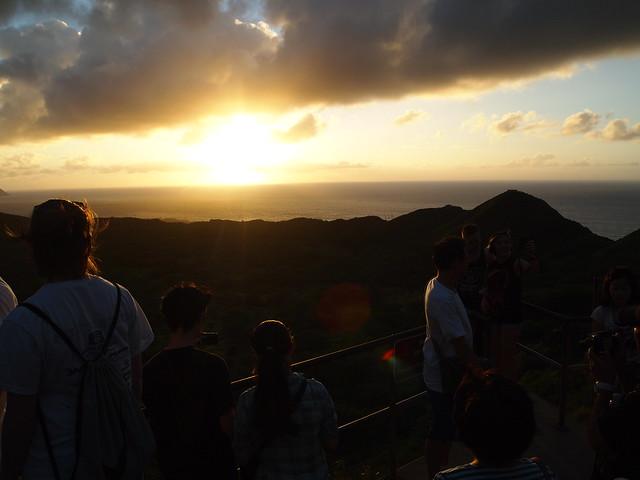 PB300713 ダイヤモンドヘッド(Diamond Head State Monument) hawaii ハワイ ひめごと ヒメゴト