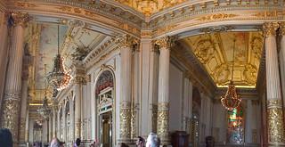 Buenos Aires - Teatro Colon interior
