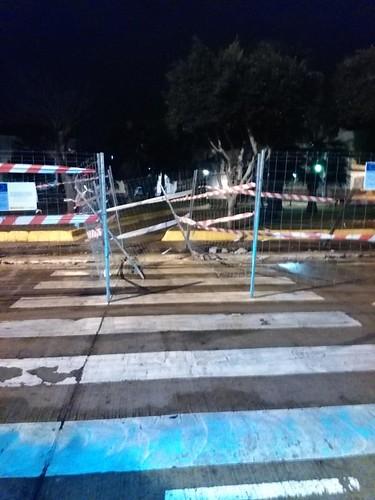Fuertes Vientos Melilla 28.01.2016
