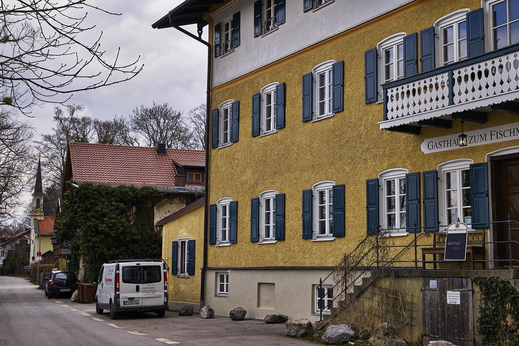 Munsing Hotel Starnberger See