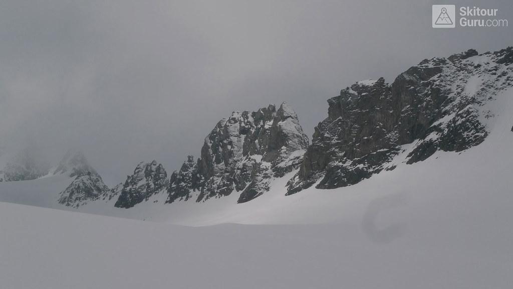Ruderhofspitze NW (Franz Senn Hütte) Stubaiské Alpy Rakousko foto 08
