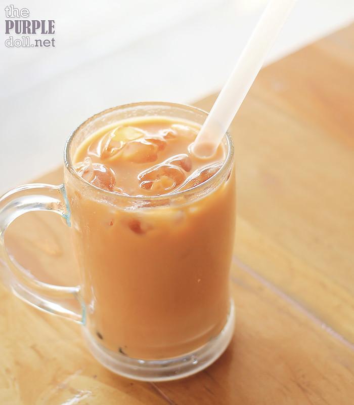 HQ Thai Milk Tea (P105 Large; P120 Super)