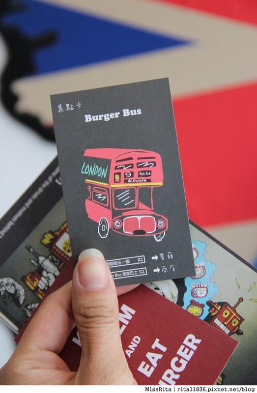 Burger Bus 漢堡巴士 旱溪美食 台中早午餐 台中漢堡 台中英式餐廳 Burger Bus 英國開車玩一圈 台中推薦早午餐15
