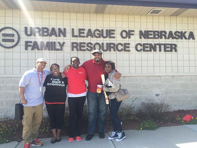 Chicago Urban League Visit