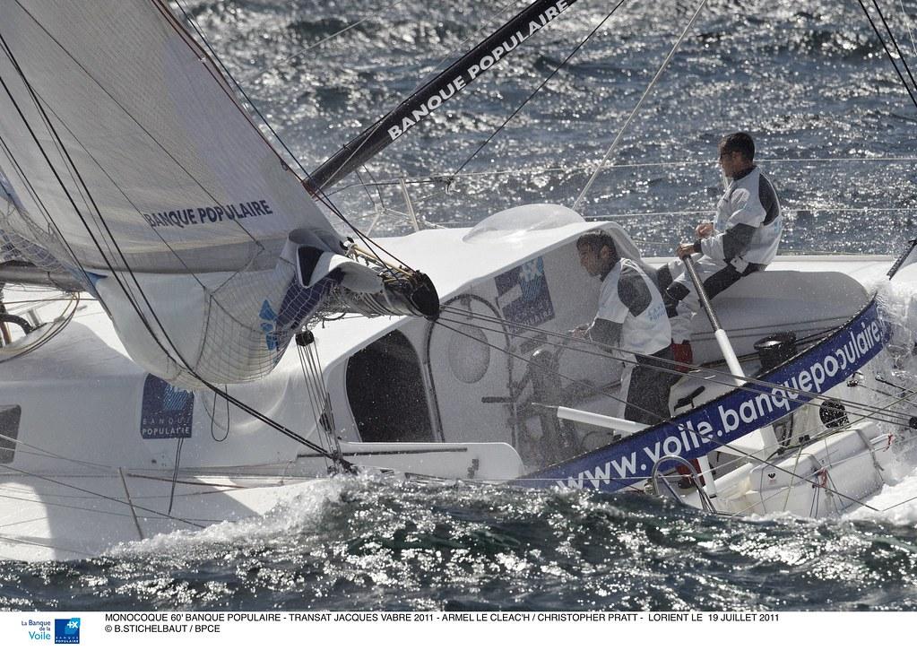Transat Jacques Vabre 2011