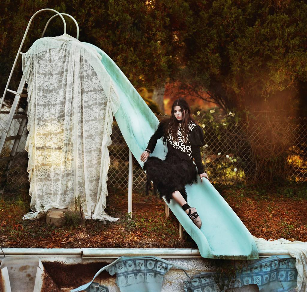 Аня Тейлор-Джой — Фотосессия для «AnOther» 2016 – 2