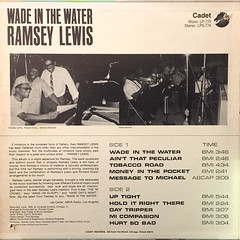 RAMSEY LEWIS:WADE IN THE WAKER(JACKET B)