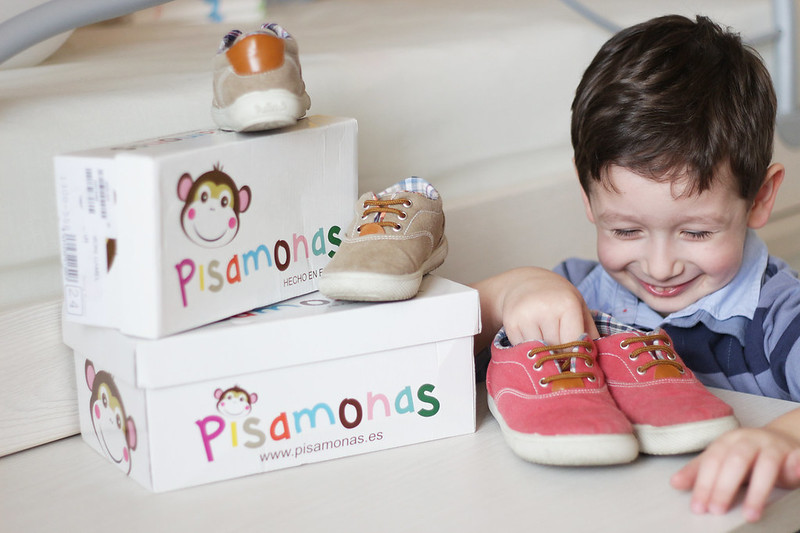 Shopping primaverile scarpe bimbo Pisamonas