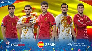 EURO 2016 Spain