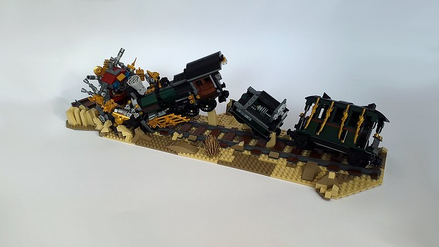 Automaton vs Train