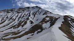 MONTE GORZANO per la cresta nord-ovest (Monti della Laga)