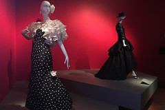 De Young Museum - Oscar de la Renta evening ensemble