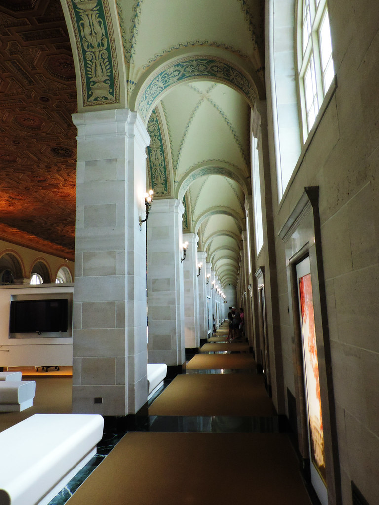 The White House Visitor Center, Washington, D.C., USA