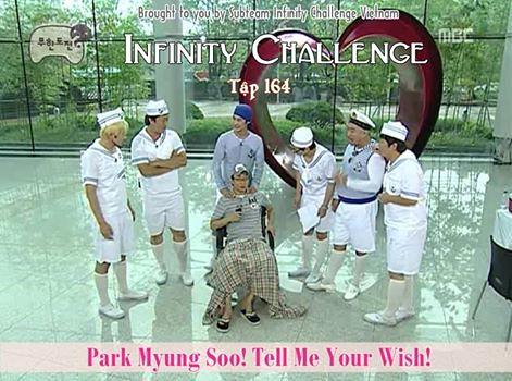 [Vietsub] Infinity Challenge Ep 164