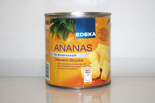06 - Zutat Ananas / Ingredient pineapple