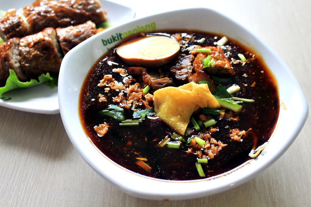 Bukit Panjang Hawker Centre: Zai Lai Prawn Noodle Lor Mee