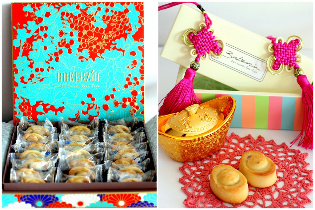 Bakerzin Pineapple Tarts