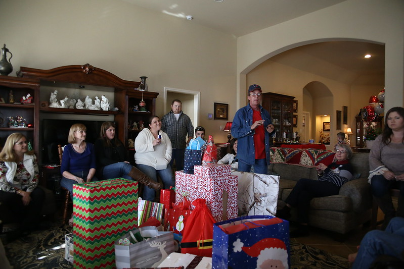 Christmas @ Mom & Daddy's