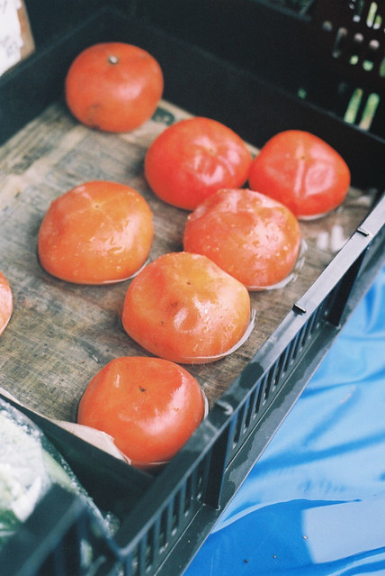 Photo:soaked persimmons By longan eyes