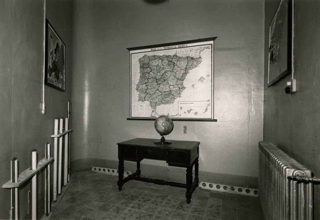 Sala de Mapas. Foto Fernando Medrano