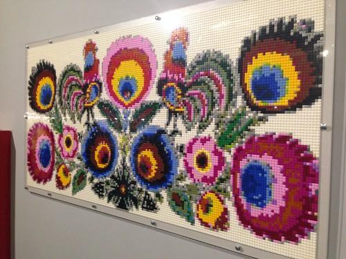 Lego - motyw ludowy