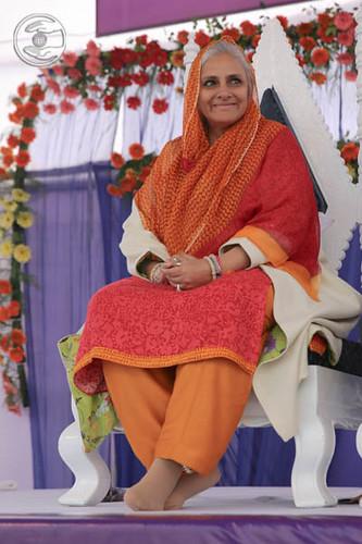 Pujya Mata Sawinder Ji