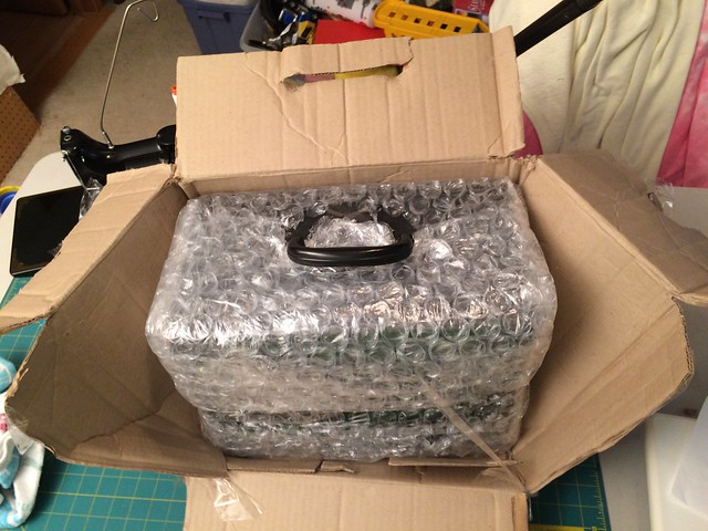 How not to ship a Featherweight
