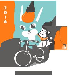 Chow Vegan 2016 CNY Bunny