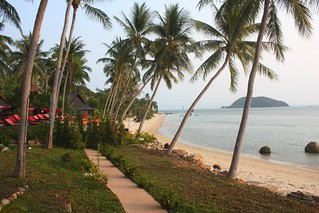 Image of Secret Beach. beach thailand kohphanganisland