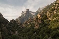 Gorges d'Heric, Haut Languedoc, France