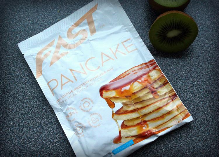 fast pancake