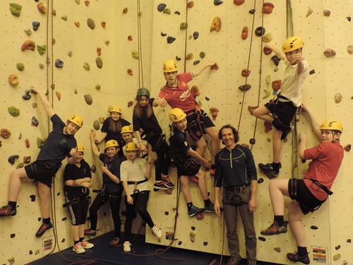 SMART climbing NICAS
