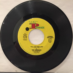 THE TEMPREES:COME AND GET YOUR LOVE(RECORD SIDE-B)