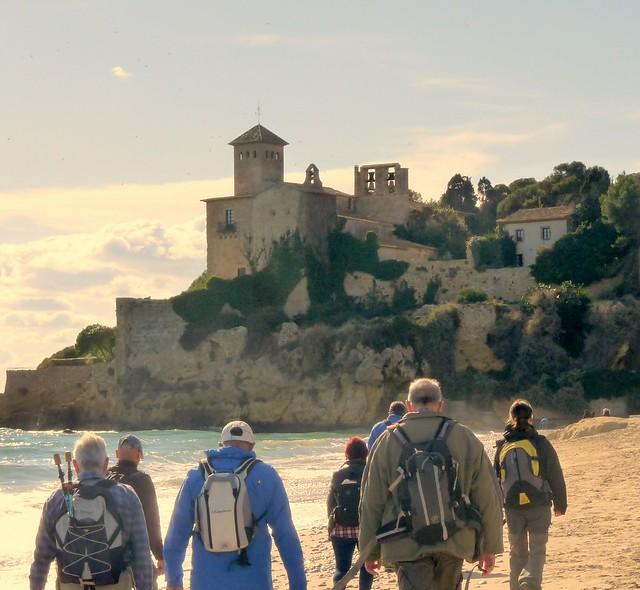 Altafulla i el Castell de Tamarit
