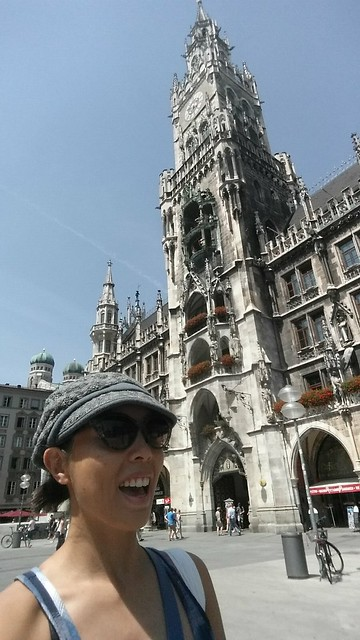 Touring Munich