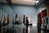 Santiago - Museo Chileno de Arte Precolumbino mapuche statues