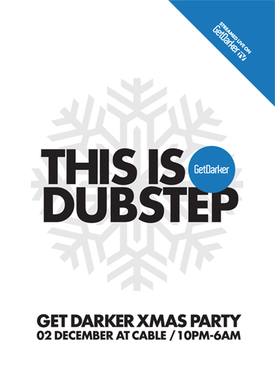 This Is Dubstep - Christmas Party – Youngsta b2b Distance, 16 Bit, Jakes, Alley Cat, Darkside & Vivek, Kutz b2b Dismantle