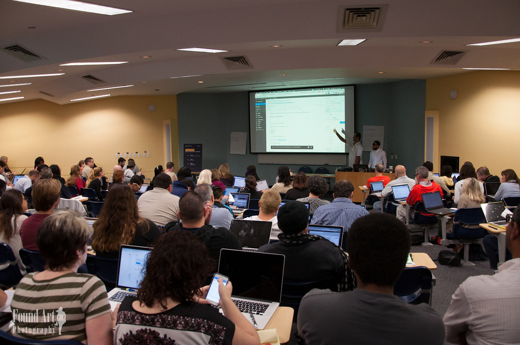 2016 WordCamp Miami - Syed Balkhi & Ptah Dunbar, Speakers