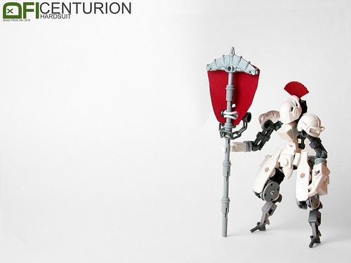 Centurion Hardsuit