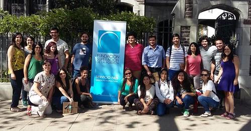Profesionales Servicio País - 2016-2017