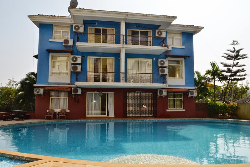 2 BHK Service Apartment Near Anjuna Goa